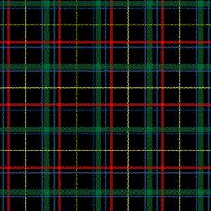 tartan : motif indispensable à une écharpe écossaise