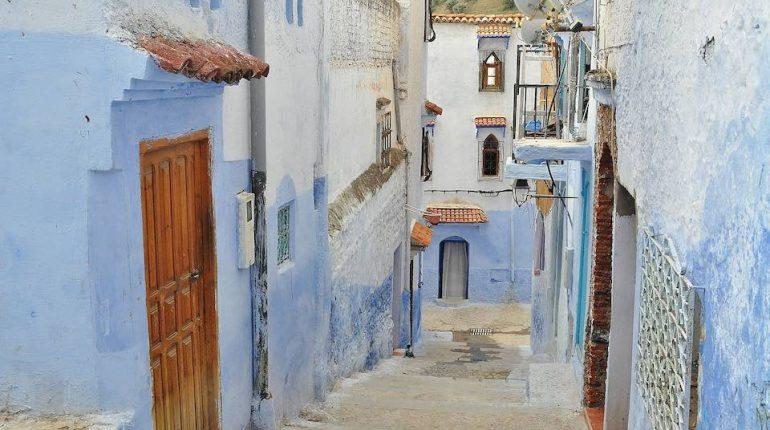 rue de Marrakesh