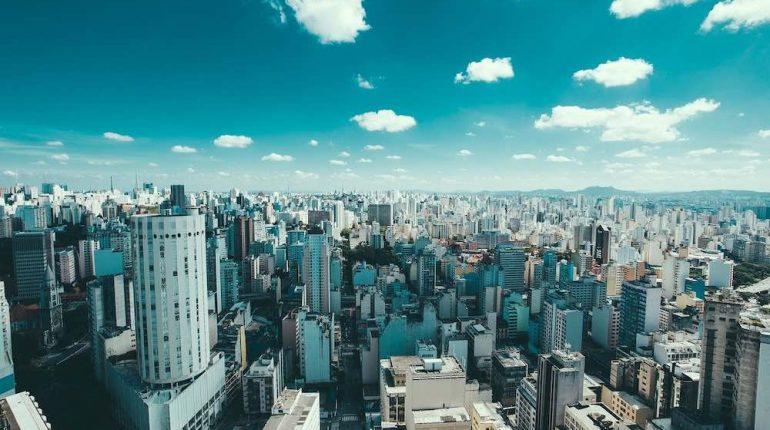 Voyage au Brésil : vue sur la ville